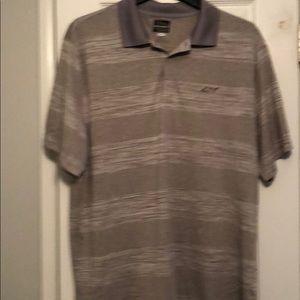 Greg Norman for Tasso Elba size XL golf polo
